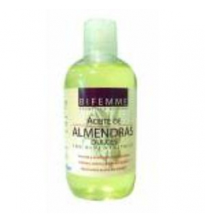 ACEITE ALMENDRAS DULCES 250ml.(uso ext.) BIOFEMME