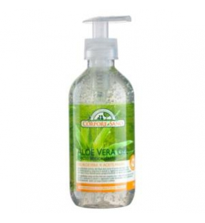 ALOE VERA GEL con argan BIO 300ml.